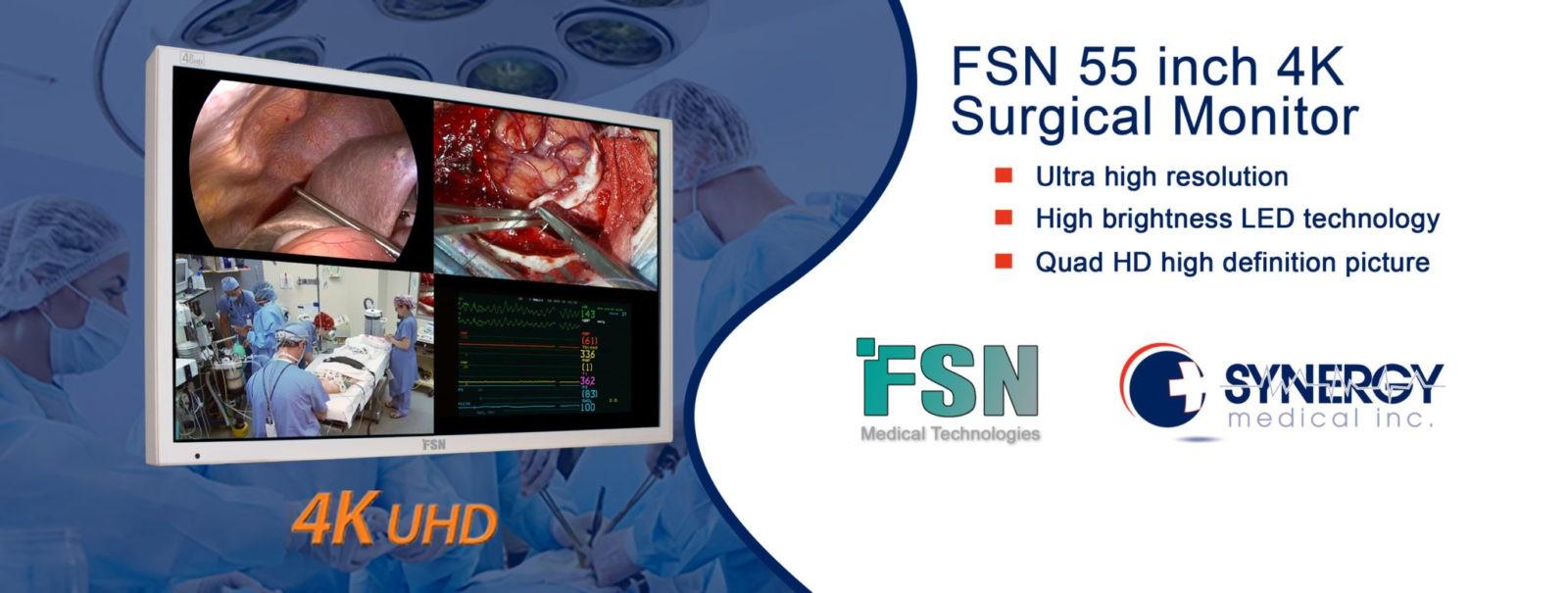 FSN-FS-L5502D-4K-Surgical-Monitor