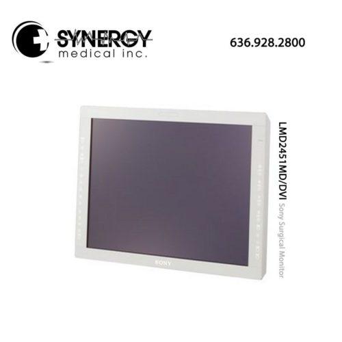 Sony LMD2451MD/DVI (LMD-2451MD/DVI) 24in Surgical Monitor