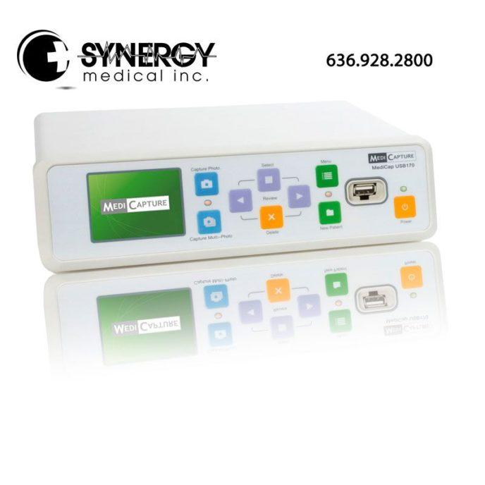 Medicap USB170 Still Image Recorder by Medicapture