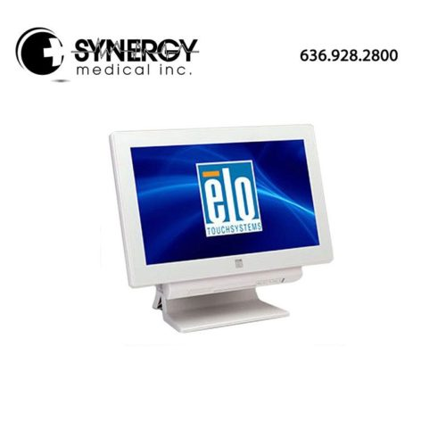 "Elo 1519LM E277603 15.6"" PCAP LCD Touch Monitor for Healthcare"