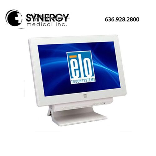 "Elo 1519LM E561587 15.6"" Intellitouch LCD Touch Monitor for Healthcare"