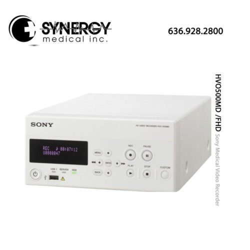 Sony HVO500MD/FHD (HVO-500MD/FHD) Medical Video Recorder