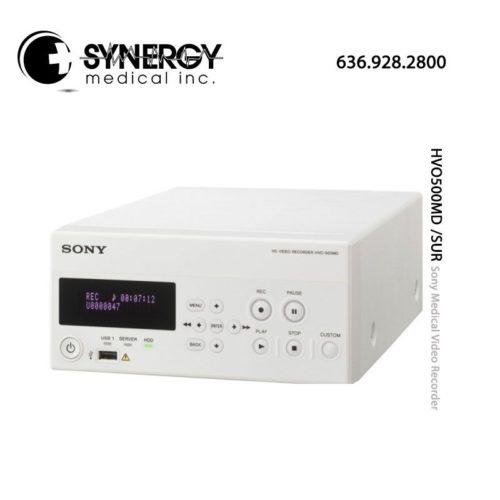Sony HVO500MD/SUR (HVO-500MD/SUR) Medical Video Recorder