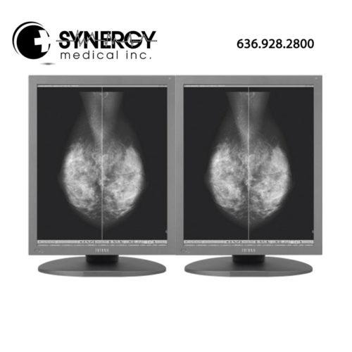 JVC/Totoku 5MP MS55i2 Dual Head Grayscale Diagnostic Monitors