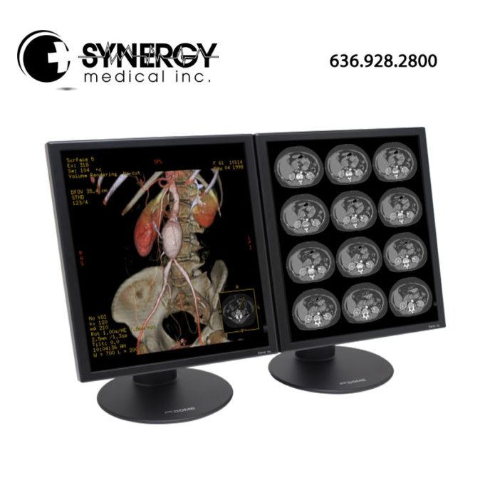 NDS Dome S3C 997-6803-00-2EN Dual Diagnostic Monitor
