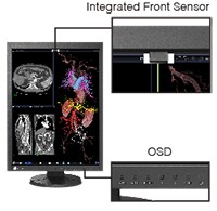 Eizo Radiforce MX215 2MP integrated front sensor