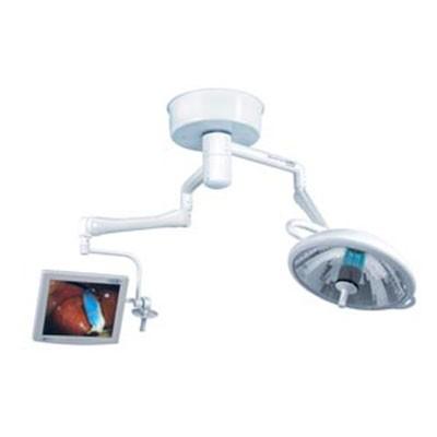 Bovie System II Duo Surgery Lights w/ Monitor Arm