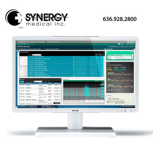 Barco Eonis 2MP MDRC-2122 WP Surgical Monitor