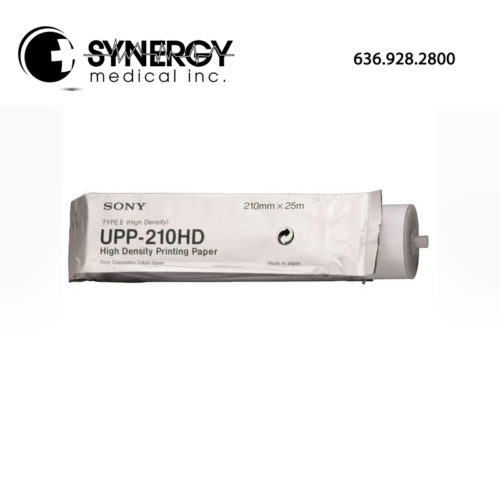 Sony UPP210HD (UPP-210HD) High Gloss Printing Paper