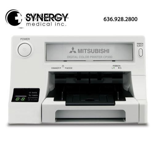 Mitsubishi CP-30DW A6 Digital Thermal Color Medical Printer