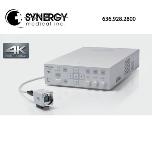 Panasonic GP-UH532 4K Remote Head Camera