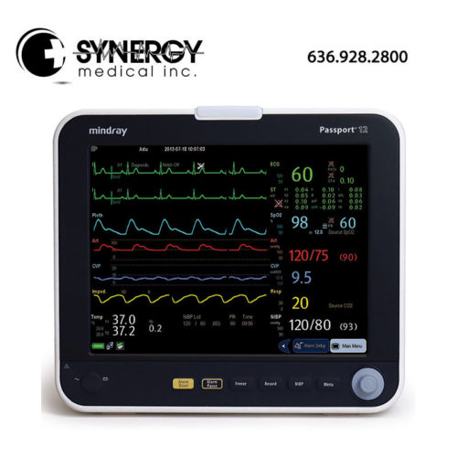 Mindray Passport 12 Patient Monitor