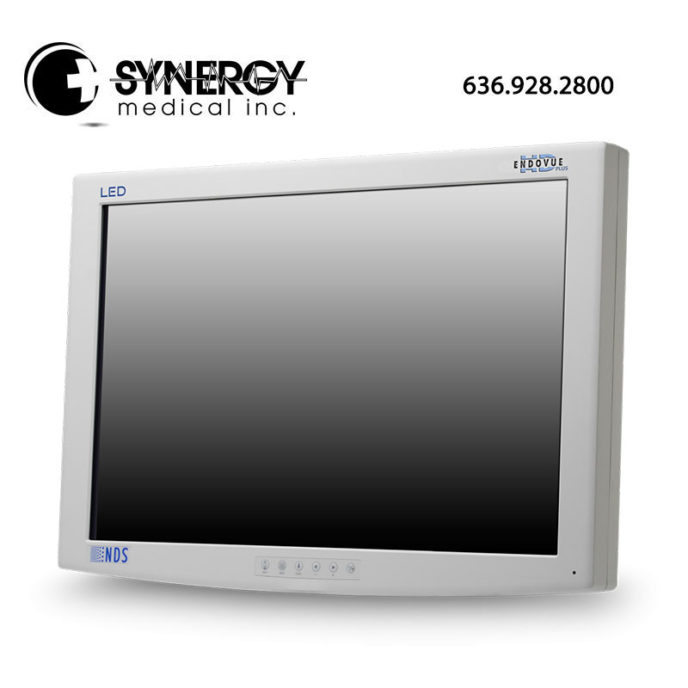 NDS EnduVue Plus 24in Surgical Monitor