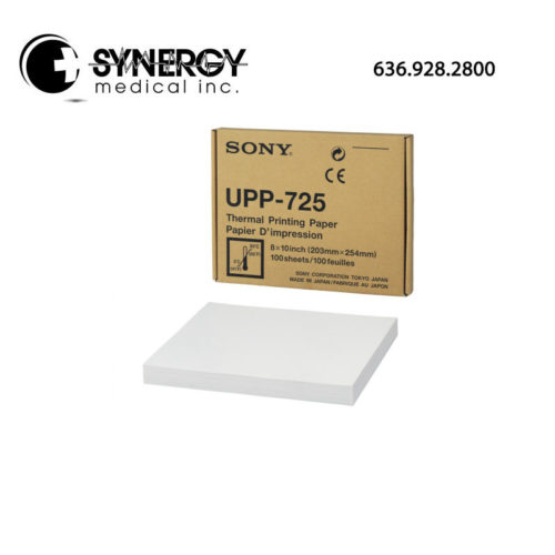 Sony UPP-725 Black and White Thermal Print Paper