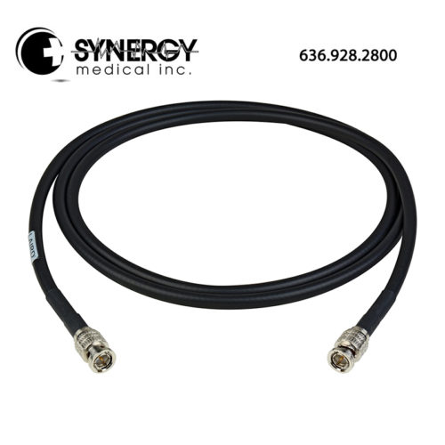 Laird 12GSDI-B-B-035 12G-SDI 4K UHD Video Coax BNC Cable - 35 Foot