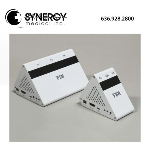 FSN Medical WUH4000 4K Wireless AV Transceiver System