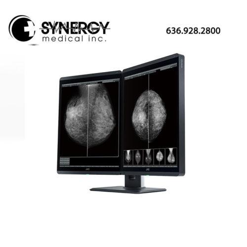 "JVC Healthcare i3 Series MS-S500 5MP 21.3"" Monochrome Dualstand Diagnostic Monitor"